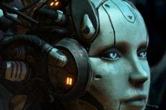 Лицо робота StarCraft