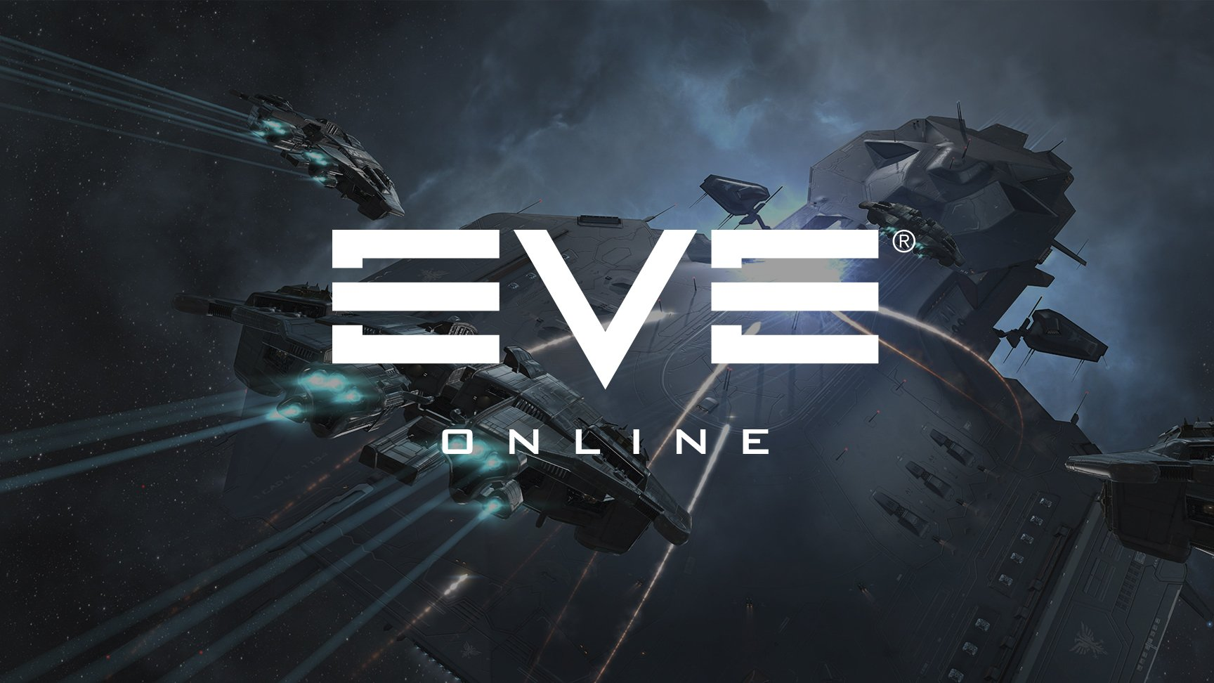 Космическая игра Eve online