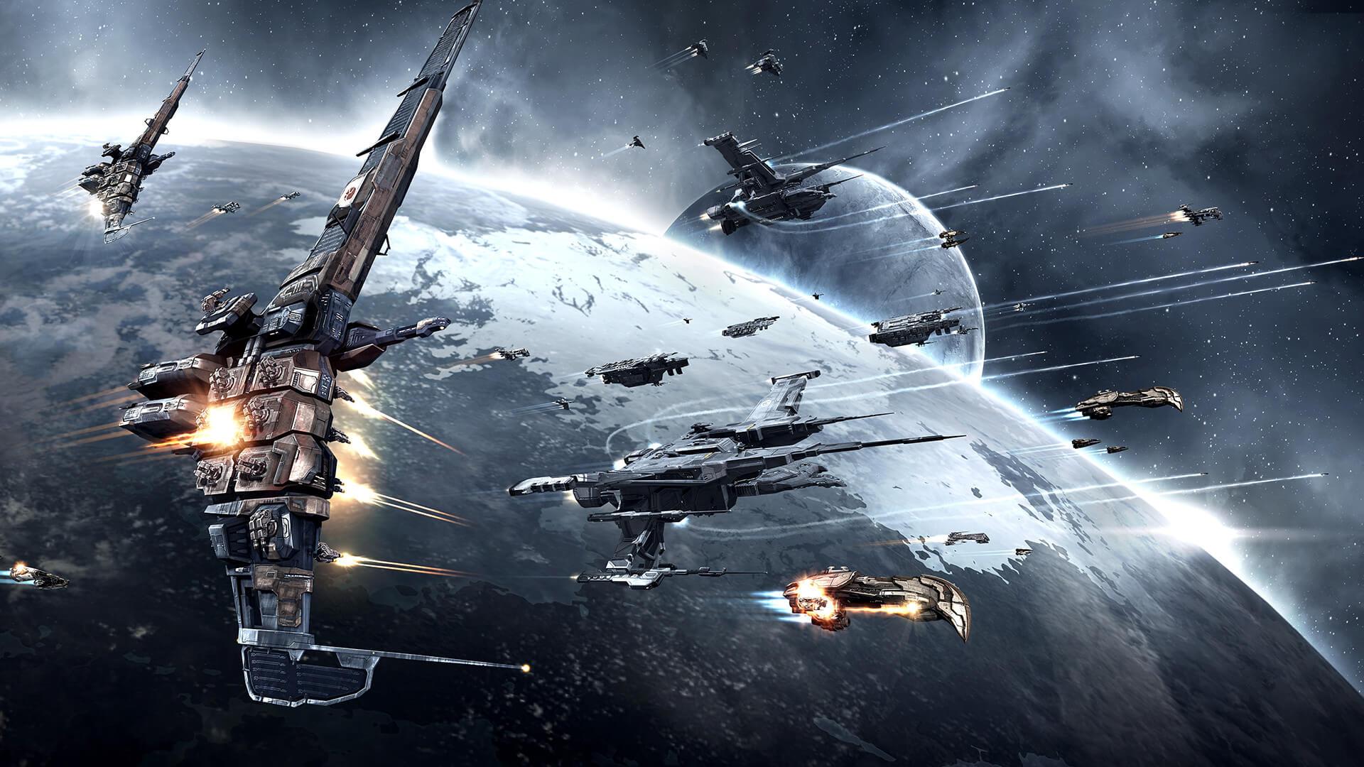 Флот в полете