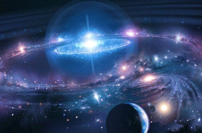 Галактики во вселенной