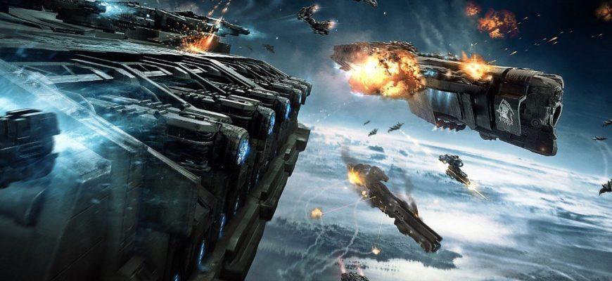 Dreadnought космическое сражение