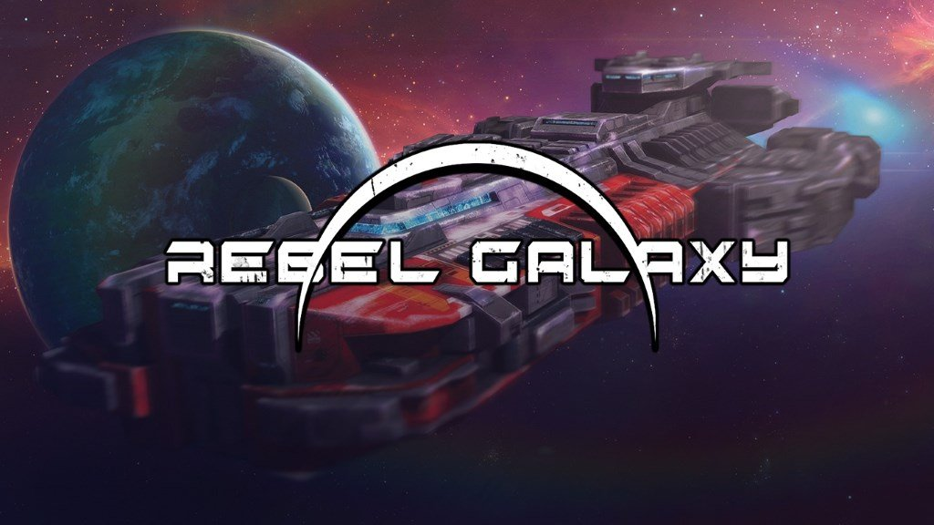 Rebel Galaxy логотип