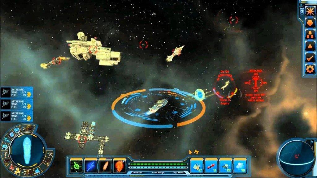 Starpoint Gemini2 управление в галактике