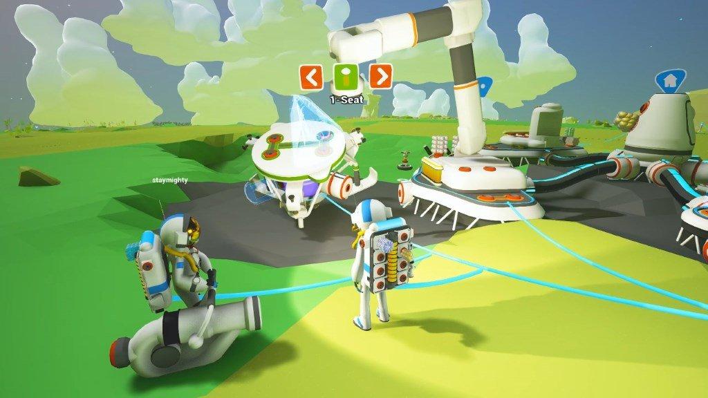 astroneer развитие базы