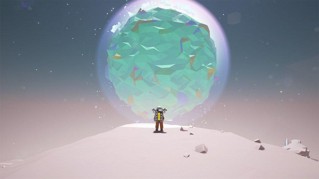 astroneer планета