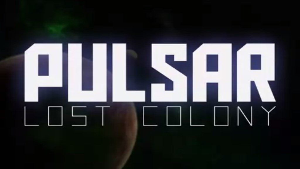 Pulsar: Lost Colony Логотип