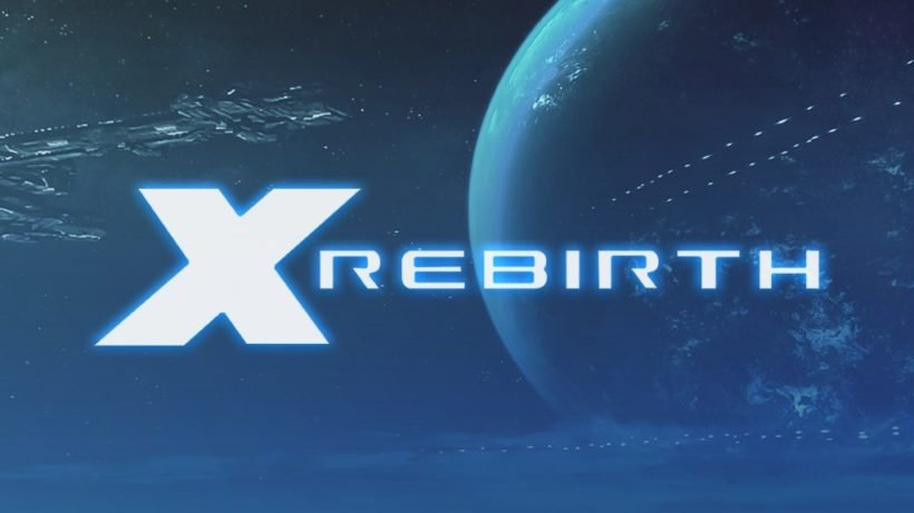 x rebirth логотип