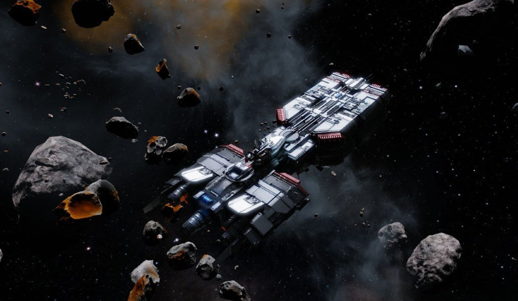 x rebirth корабль