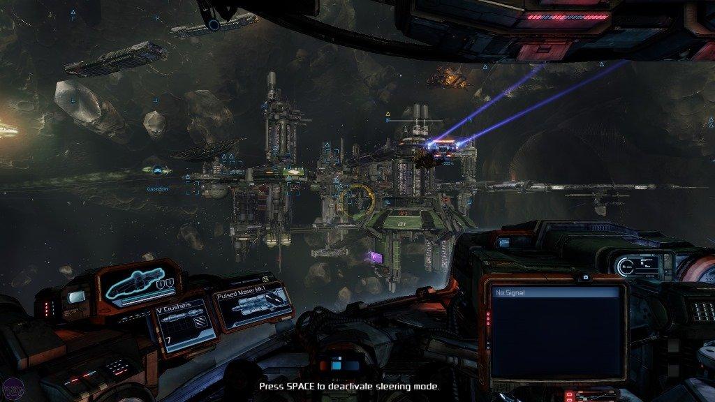 x-rebirth космическая станция