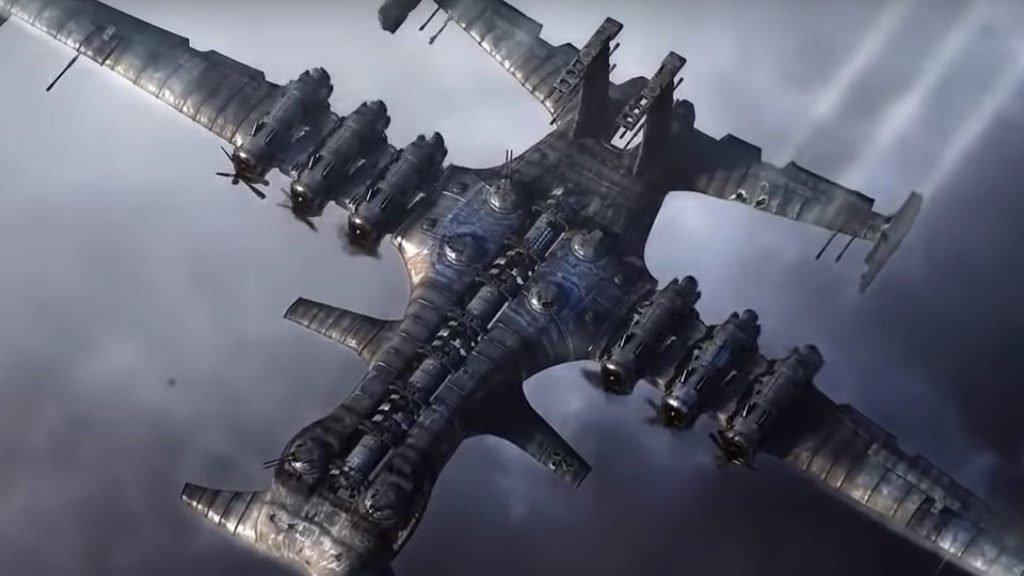 Короткометражка Летающая крепость