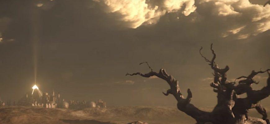 Погибшая природа в короткометражке Шумеры