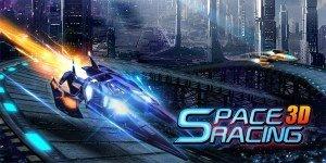 Space Racing 3D космические гонки на андроид