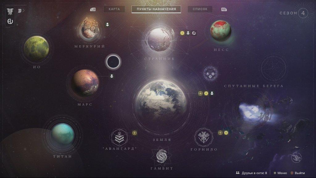 Destiny 2 торговля