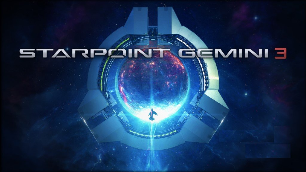 Starpoint Gemini 3 логотип