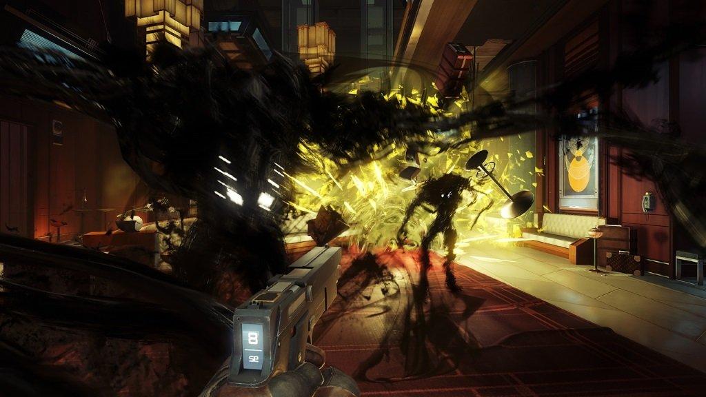 prey бой в игре