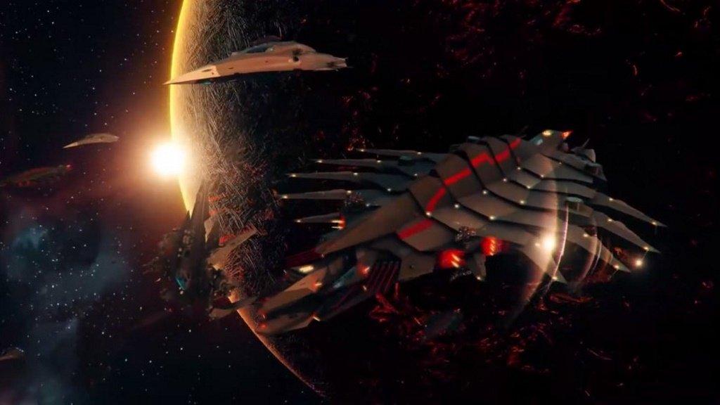 Star Conflict Фрегат Custodian