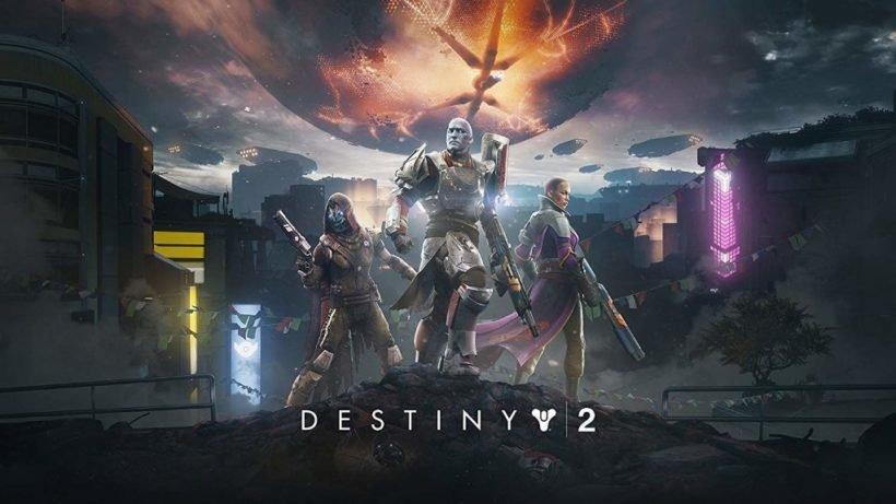 бесплатная версия Destiny 2: New light