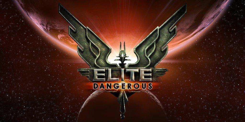 Elite: dangerous логотип
