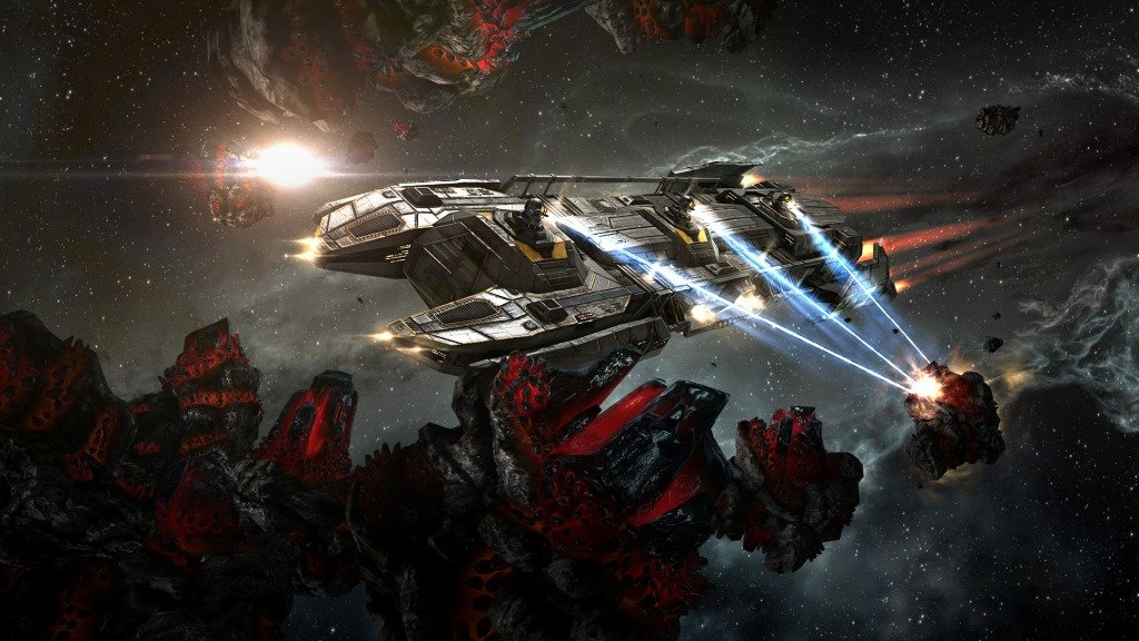 Eve Online корабли