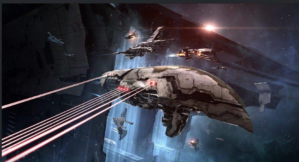Eve Online корабли NPC