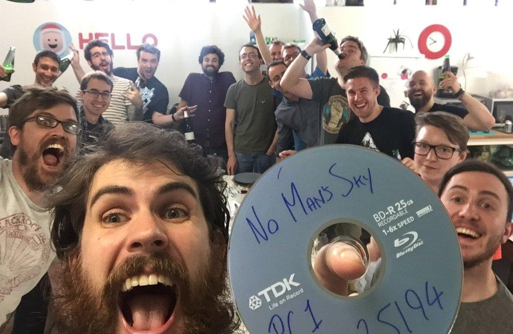 No Man's Sky Команда разработчиков