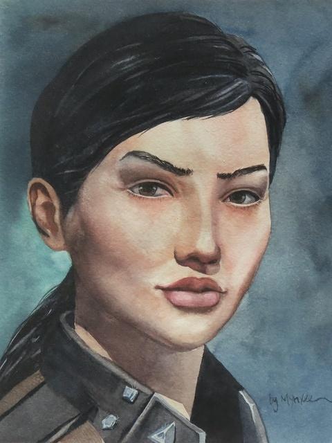 Портрет Katia Sae