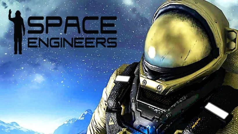 Обзор игры Space Engineers
