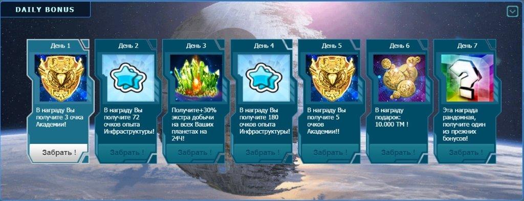 Бонусы SWcraft