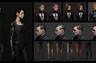 персонажи в eve online