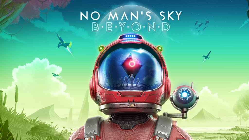No Man's Sky обновление Beyond