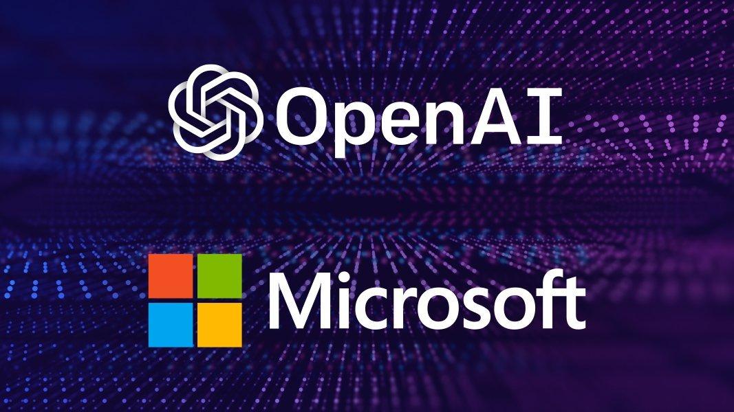 Сотрудничество OpenAI и Microsoft