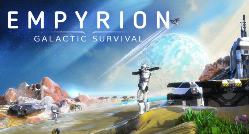 Обзор космической игры empyrion galactic survival