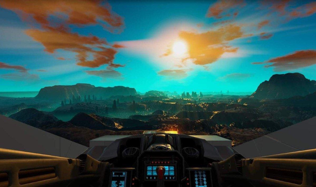 Empyrion galactic survival космический корабль