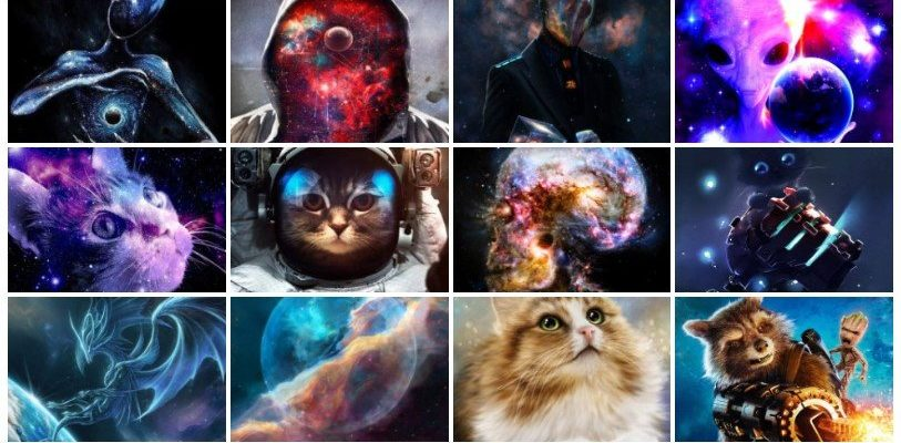 Крутые аватарки по теме космос