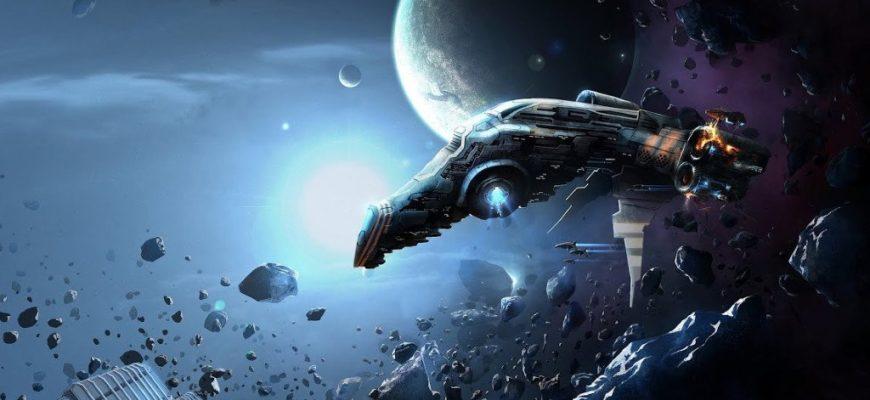 Добыча руды с астероидов EVE online