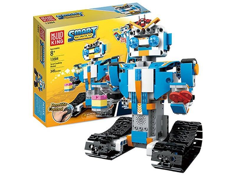 Конструктор робота на управлении