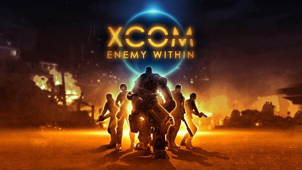 Xcom Enemy Within лого