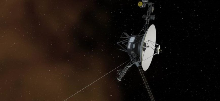 Межпланетная станция Voyager 2