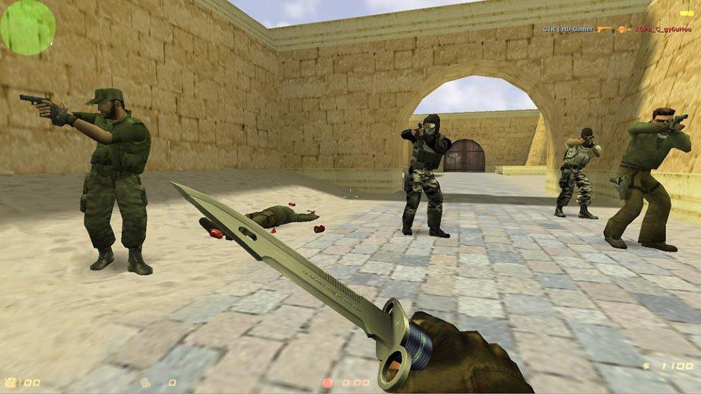 CS 1.6 скриншот