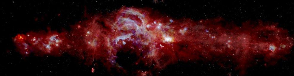 Снимок Млечного пути