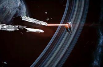 Короткометражка Космический войн