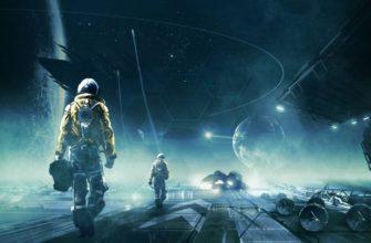 Космические игры на Linux