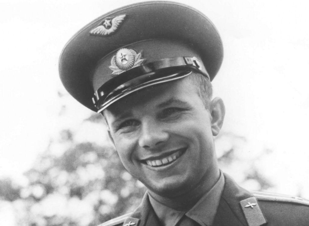 Гагарин - первый советский космонавт
