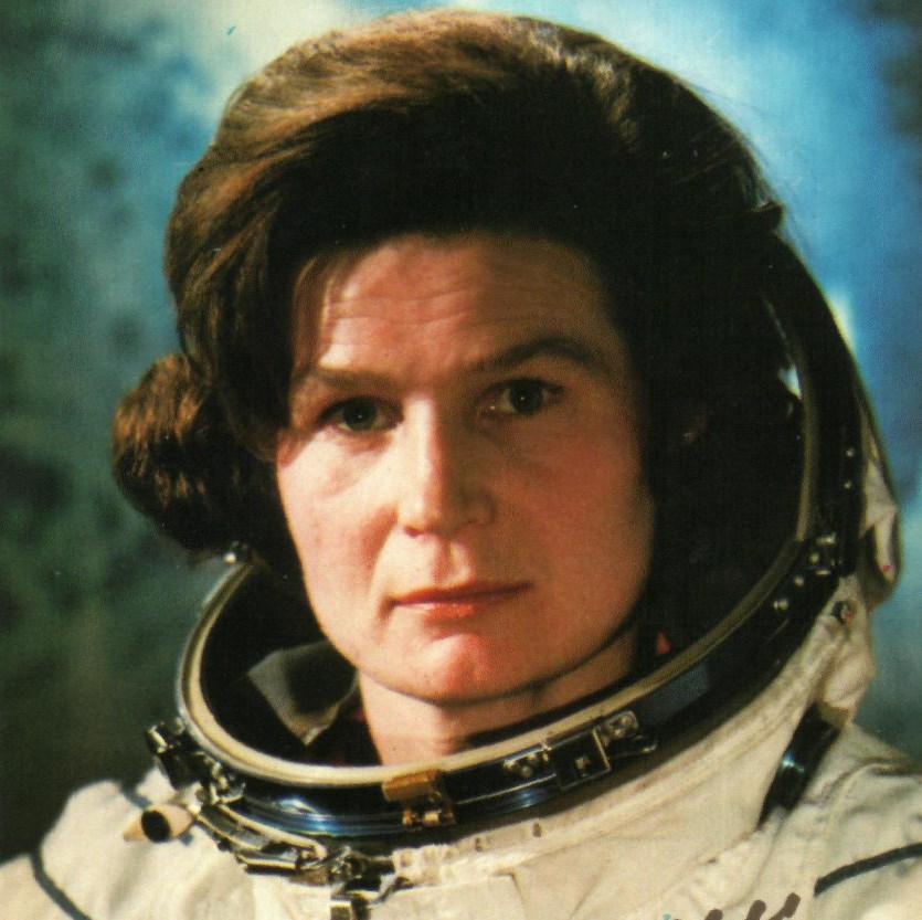 Терешкова - герой советского союза и первая женщина космонавт