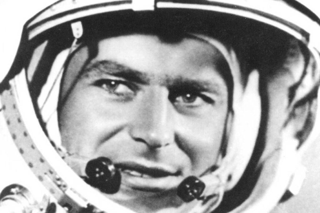Титов - второй советский космонавт