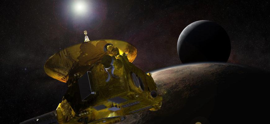 New Horizons сделал снимок звездного неба с расстояния 8 млрд км