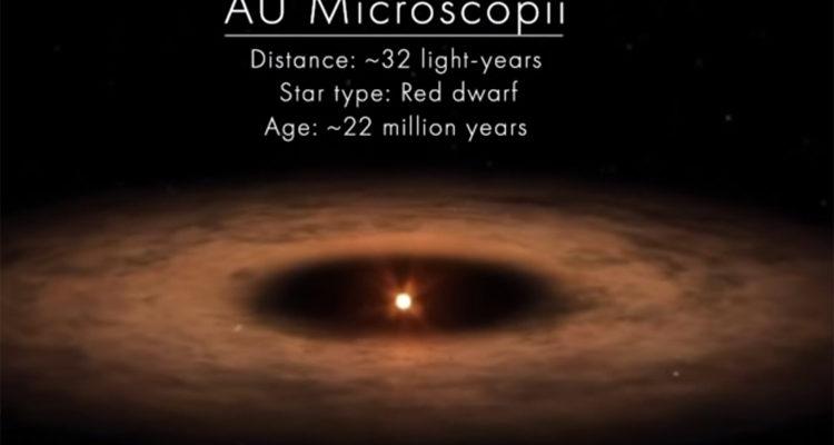 Ближайшая к земле солнечная система AU