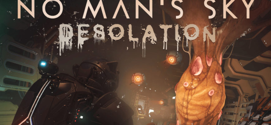 обновление No Man Sky под названием Desolation