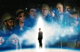 Фильм Человек с планеты Земля